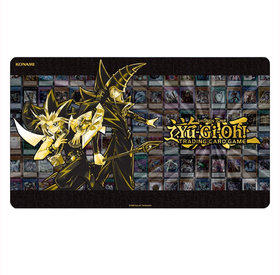 Golden Duelist Playmat