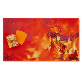 Dragon Shield Play Mat -  'Usaqin' the one Who Knocks