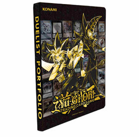 YGO - Golden Duelists - 9 Pocket Portfolio