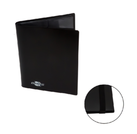 Blackfire Flexible Album - 9 Pocket - Black