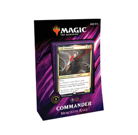 Commander 2019 Deck - Merciless Rage