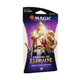Throne of Eldraine Theme Booster - White