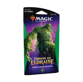 Throne of Eldraine Theme Booster - Green