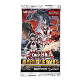 Mystic Fighters Booster Pack
