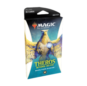 Theros Beyond Death Theme Booster Pack White