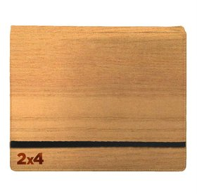 Legion - 8 Pocket Binder - Woodgrain