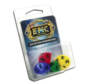 Legion - 16mm Dice D10  - Epic