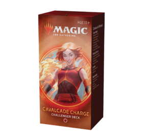 Cavalcade Charge Challenger Deck 2020