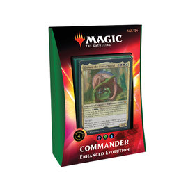 Commander 2020 Ikoria Deck - Enhanced Evolution