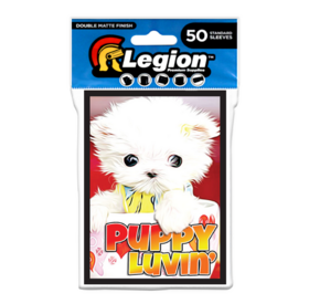 Legion - Matte Sleeves - Puppy Luvin (50 Sleeves)