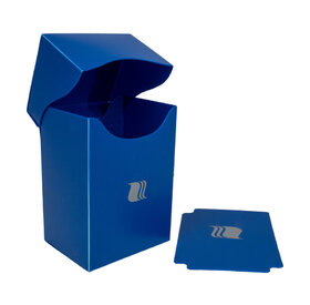 Blackfire Deck Holder Vertical - for 80+ Cards - Blue