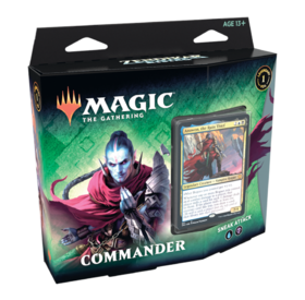 Zendikar Rising Commander Deck : Sneak Attack