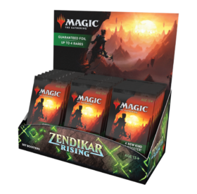 Zendikar Rising Set Booster Display (30 Packs)