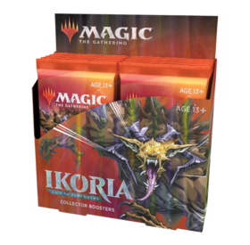 Ikoria: Lair of Behemoths Collector Boosters Box