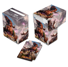 Born of the Gods - Xenagos Deck Box
