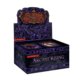 Arcane Rising Unlimited Booster Display (24 Packs)