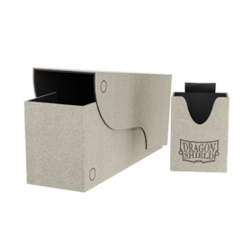 Dragon Shield Nest Box + 300 Light Grey/Black