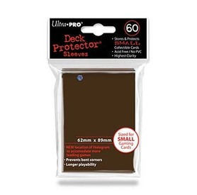 Brown Small Deck Protectors