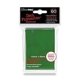 Green Small Deck Protectors